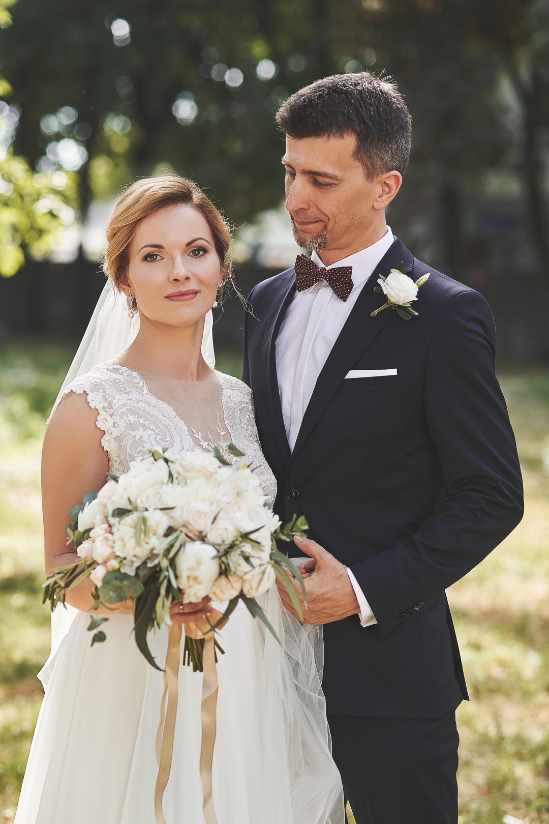 Kasia i Marek - fotoreportaż ślubny 38