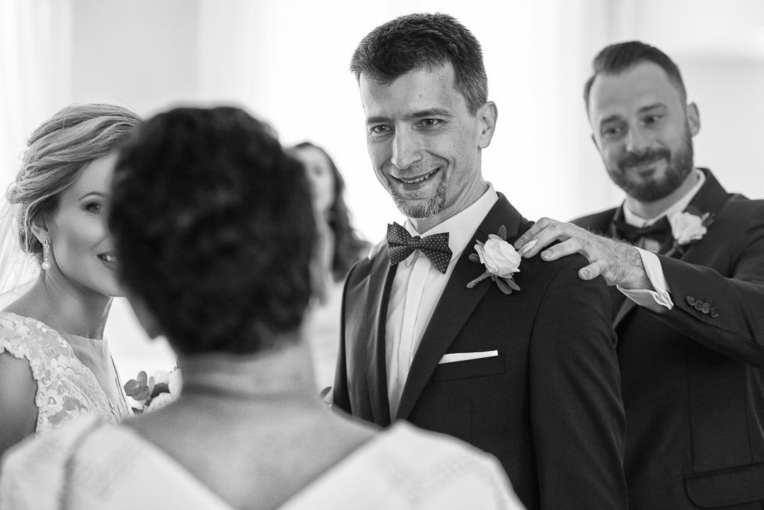 Kasia i Marek - fotoreportaż ślubny 39