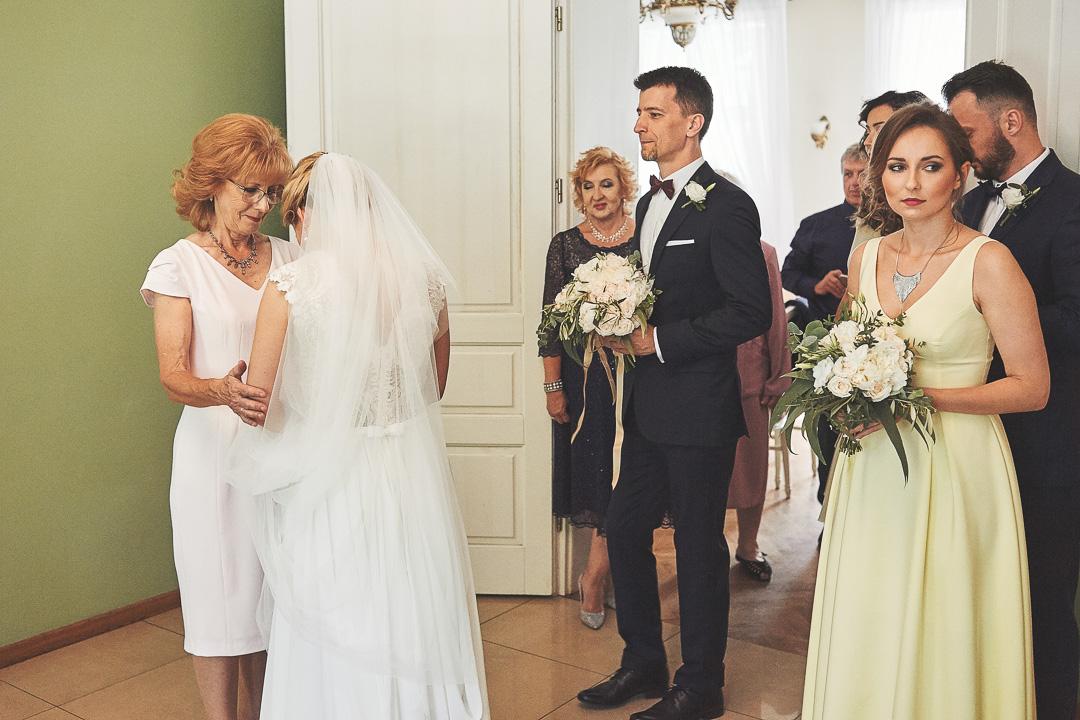 Kasia i Marek - fotoreportaż ślubny 40