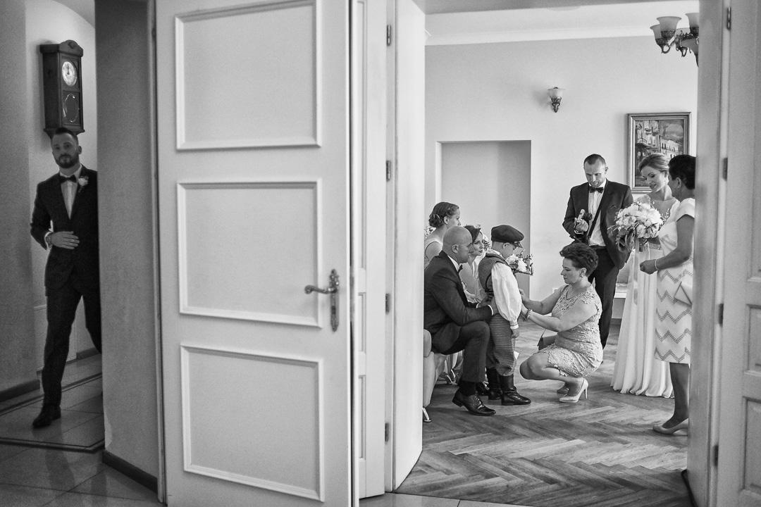 Kasia i Marek - fotoreportaż ślubny 41