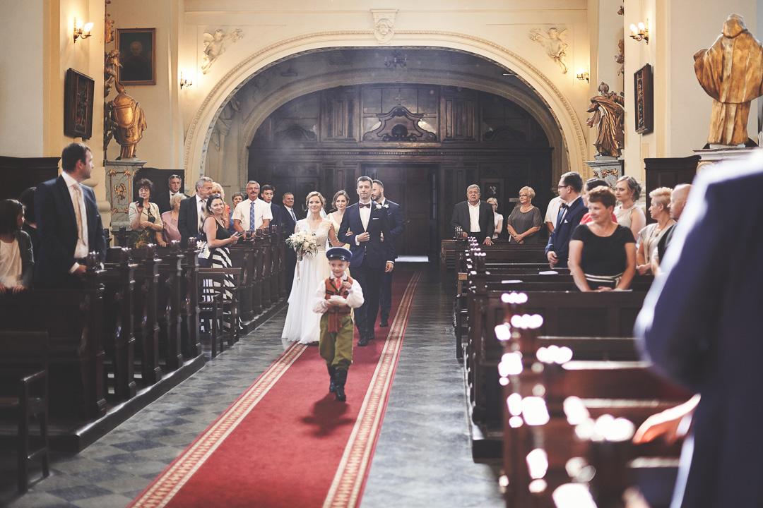 Kasia i Marek - fotoreportaż ślubny 47