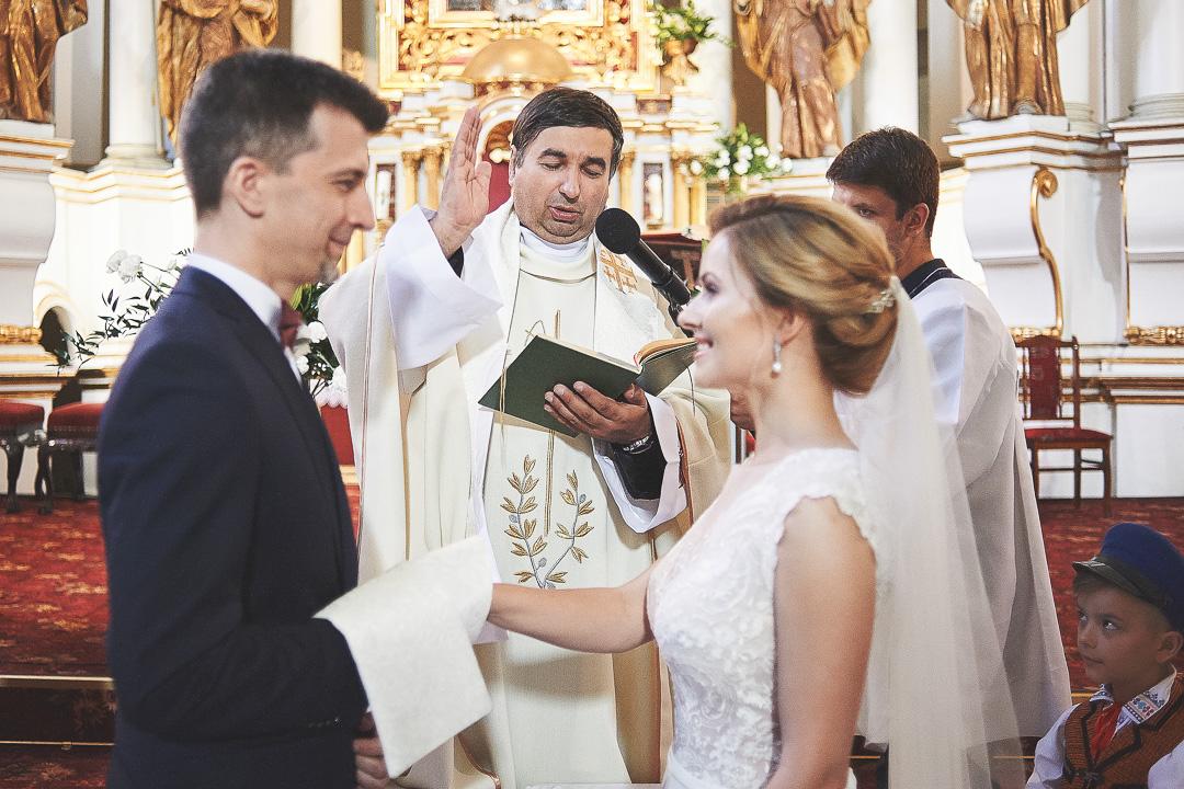 Kasia i Marek - fotoreportaż ślubny 56
