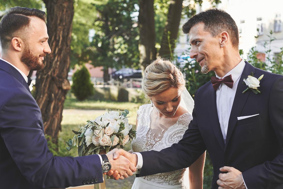 Kasia i Marek - fotoreportaż ślubny 73