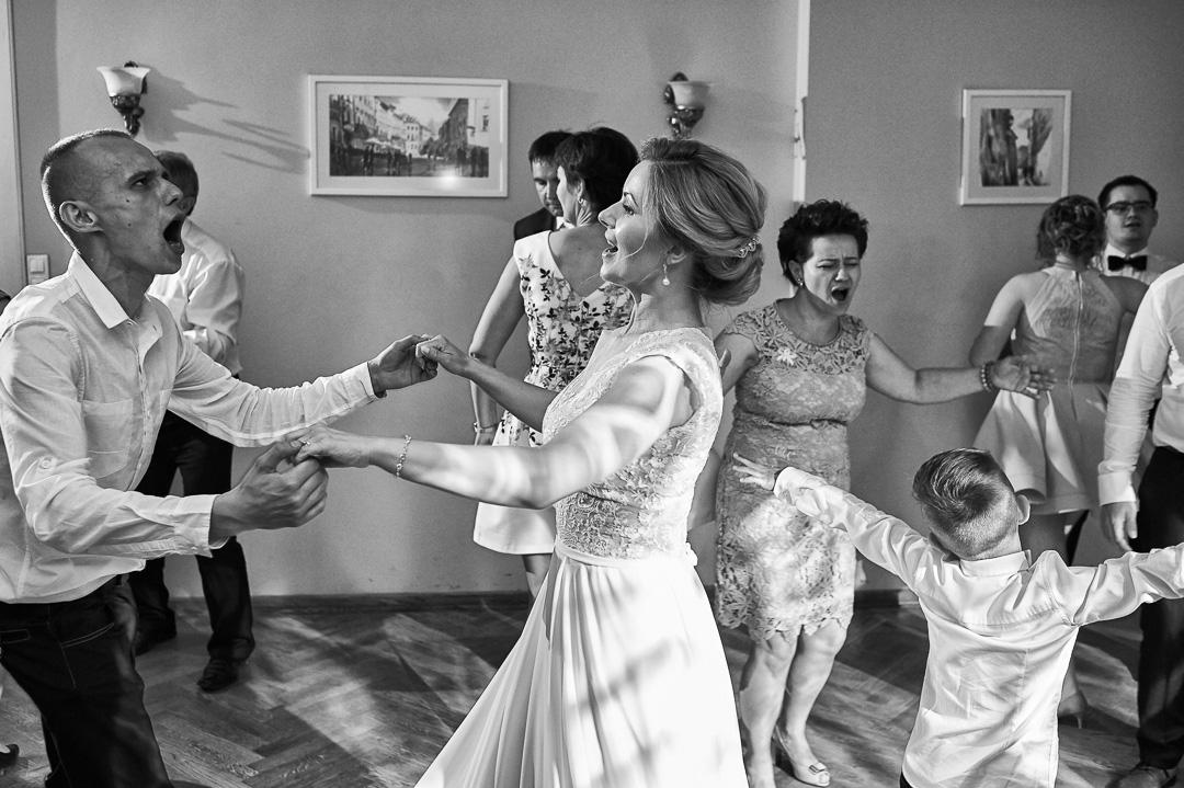 Kasia i Marek - fotoreportaż ślubny 94