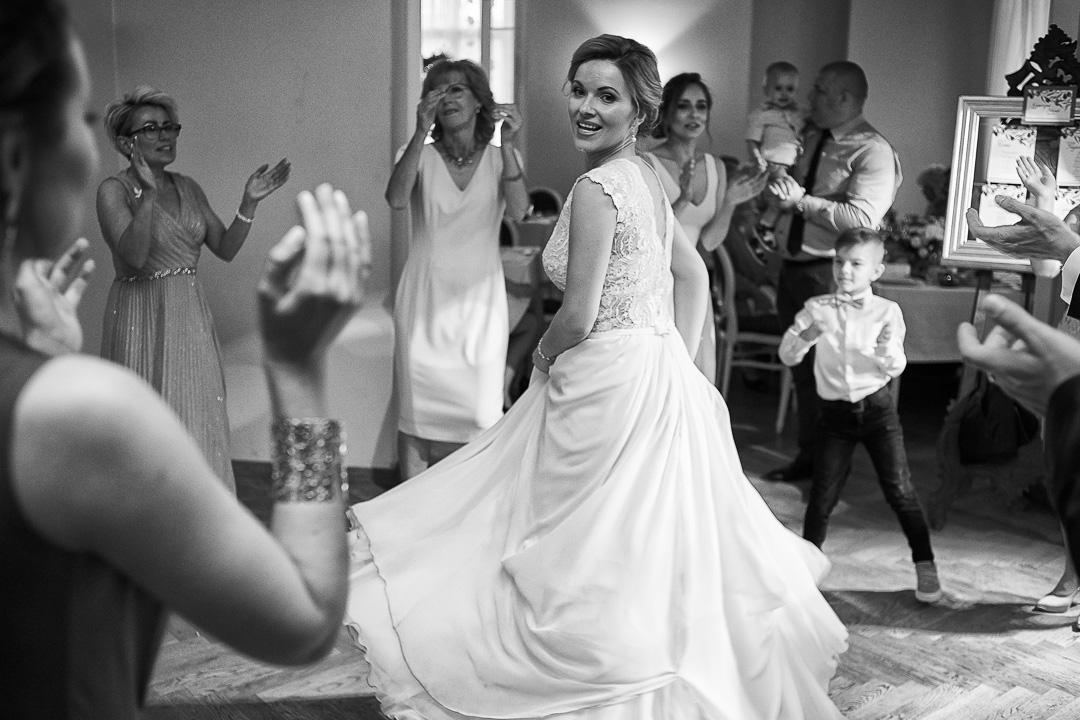 Kasia i Marek - fotoreportaż ślubny 109