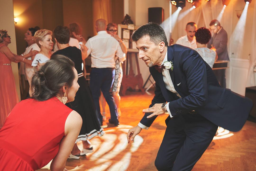 Kasia i Marek - fotoreportaż ślubny 110