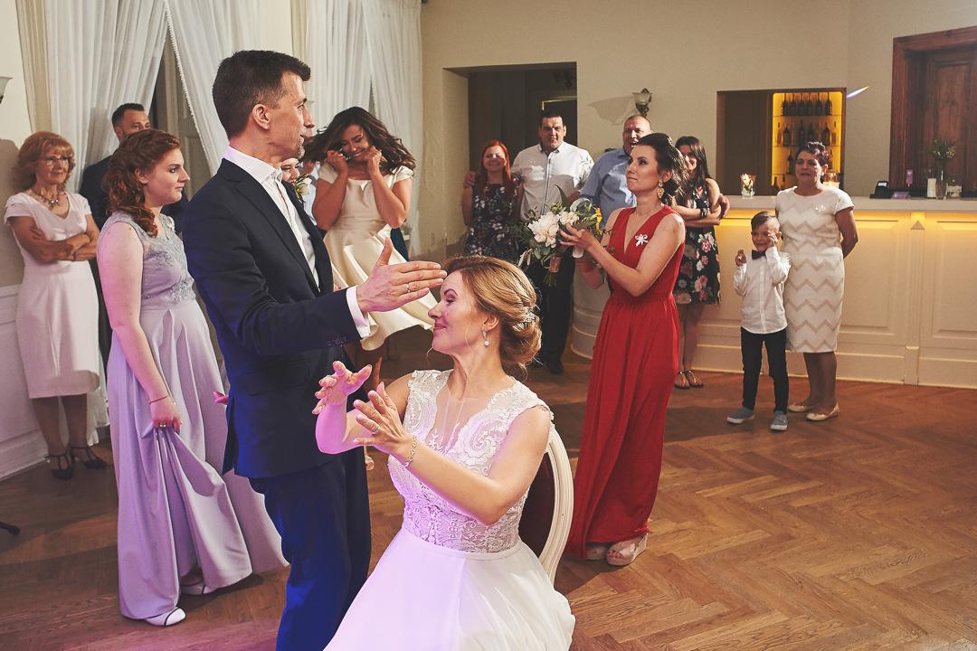 Kasia i Marek - fotoreportaż ślubny 111