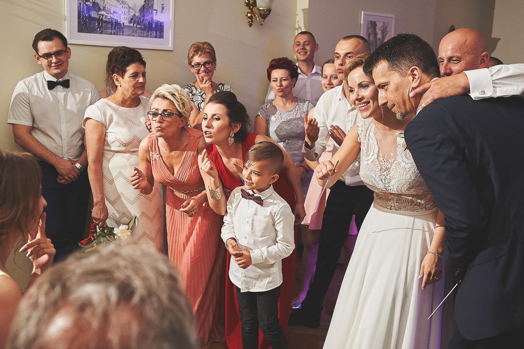 Kasia i Marek - fotoreportaż ślubny 117