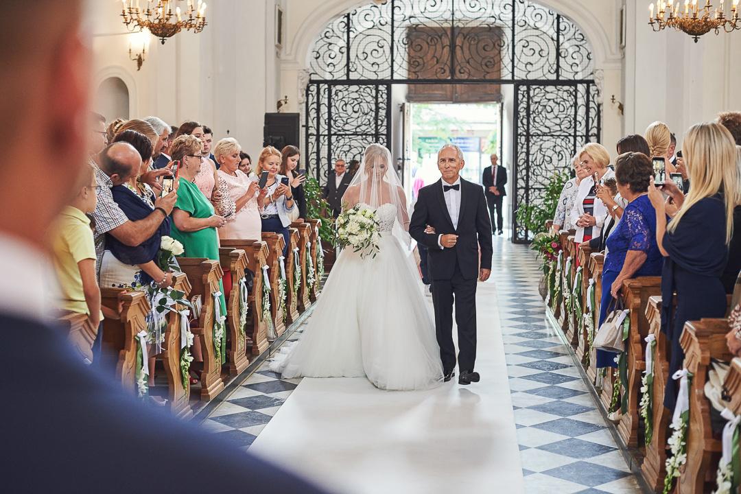 A+M - fotoreportaż ślubny / Lasek Bielański / Villa Omnia 33