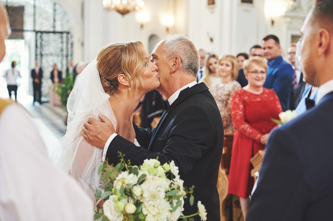 A+M - fotoreportaż ślubny / Lasek Bielański / Villa Omnia 35