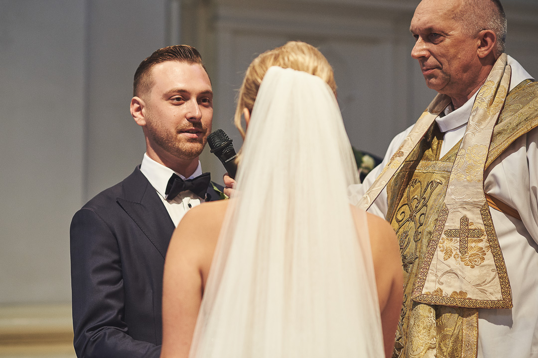A+M - fotoreportaż ślubny / Lasek Bielański / Villa Omnia 47