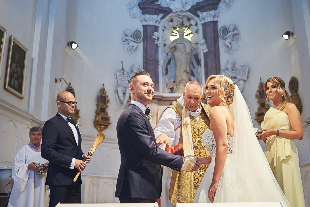 A+M - fotoreportaż ślubny / Lasek Bielański / Villa Omnia 50