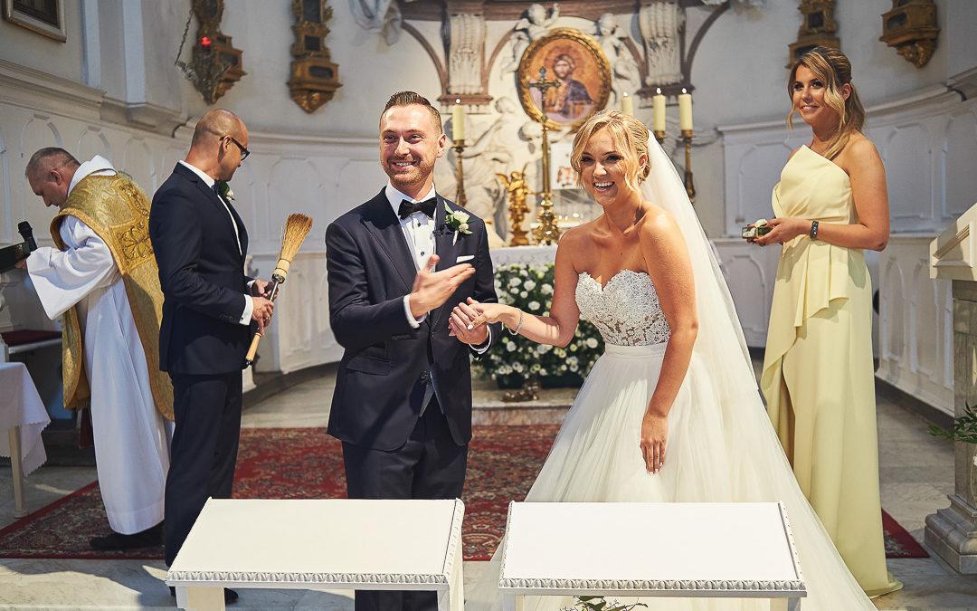 A+M – fotoreportaż ślubny / Lasek Bielański / Villa Omnia