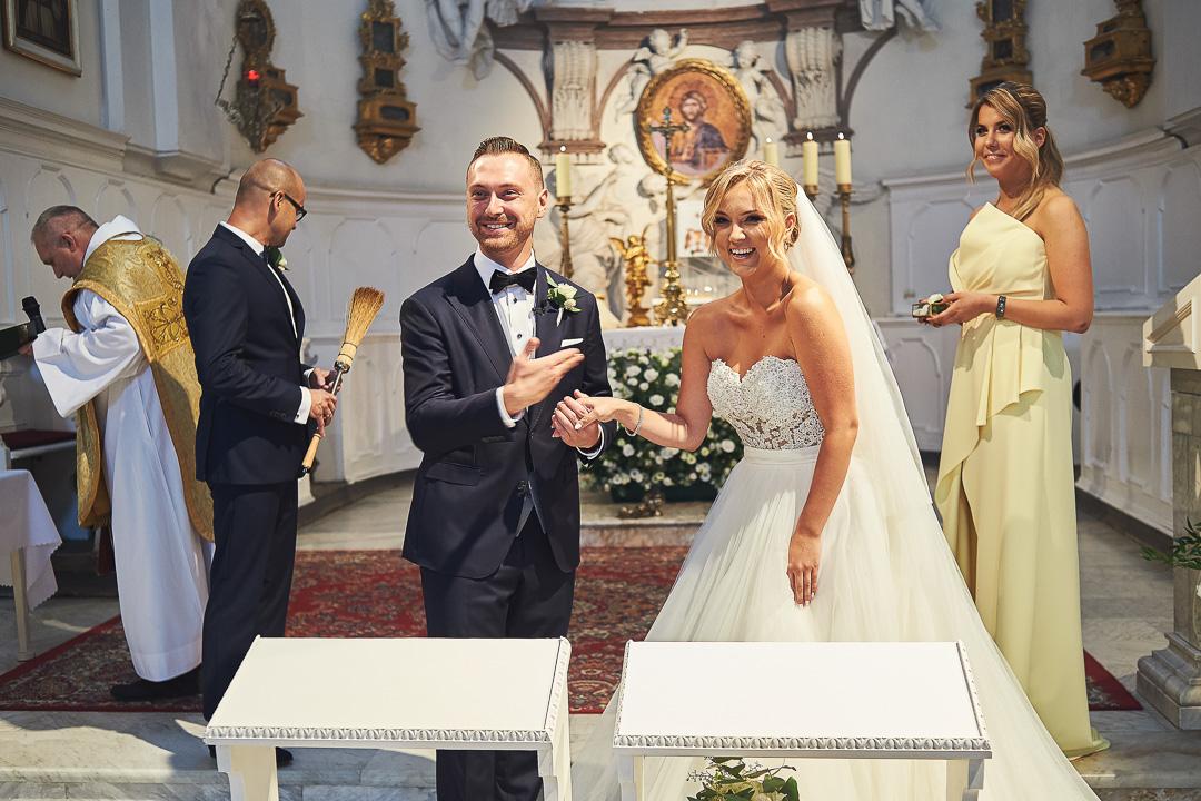 A+M - fotoreportaż ślubny / Lasek Bielański / Villa Omnia 53