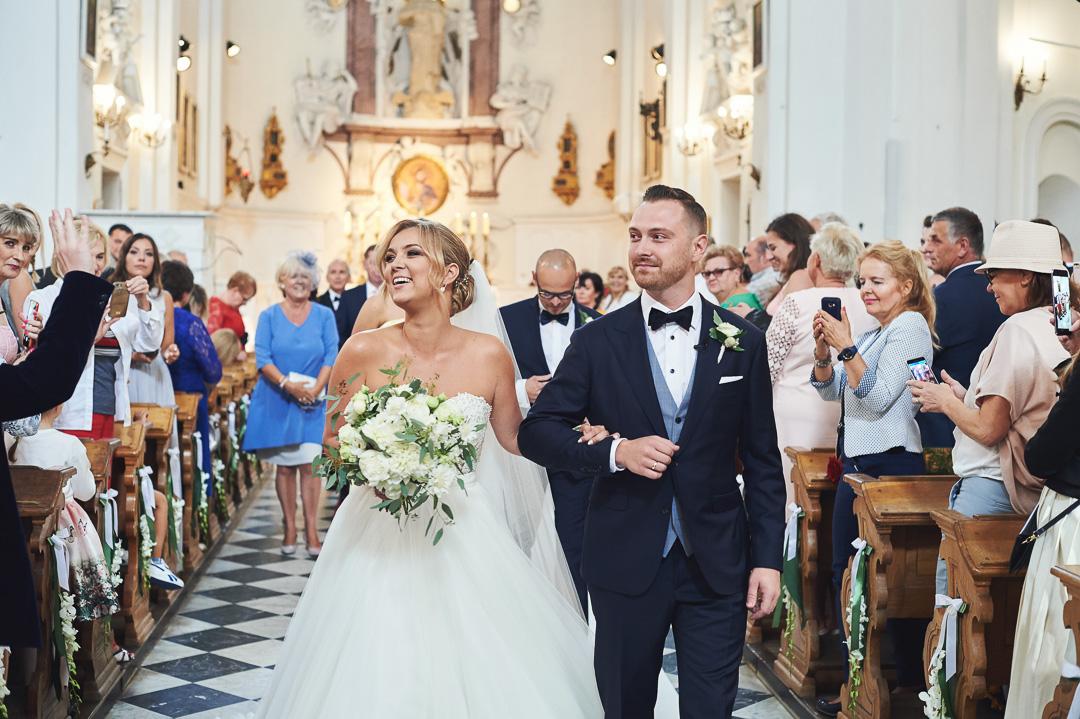 A+M - fotoreportaż ślubny / Lasek Bielański / Villa Omnia 74