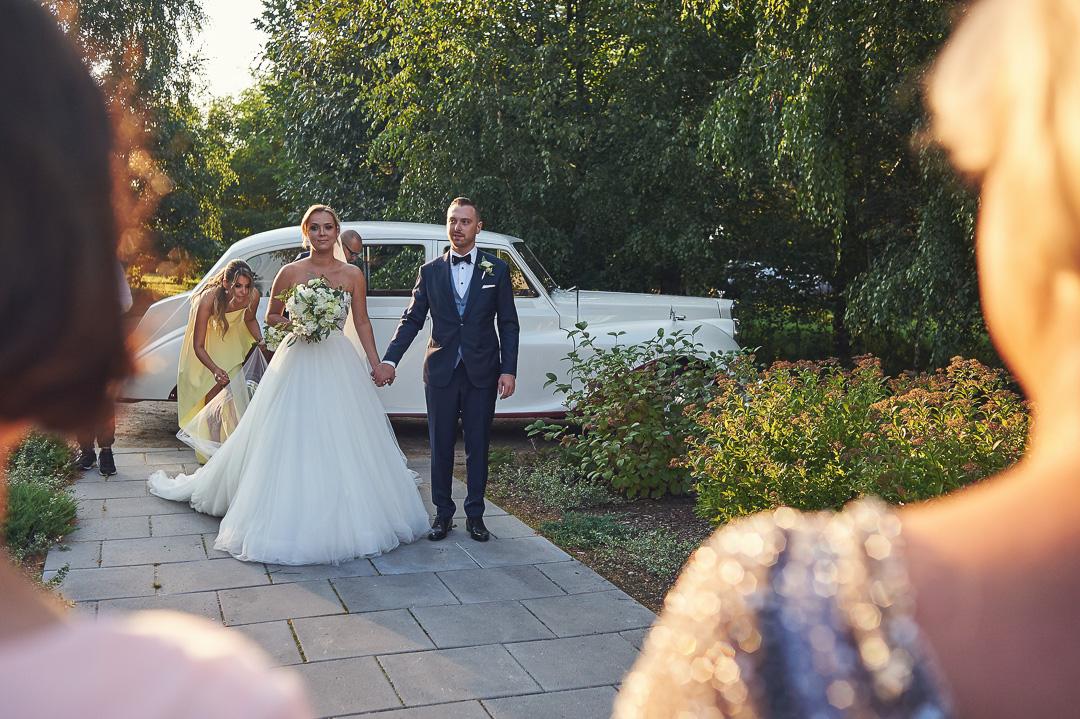 A+M - fotoreportaż ślubny / Lasek Bielański / Villa Omnia 94