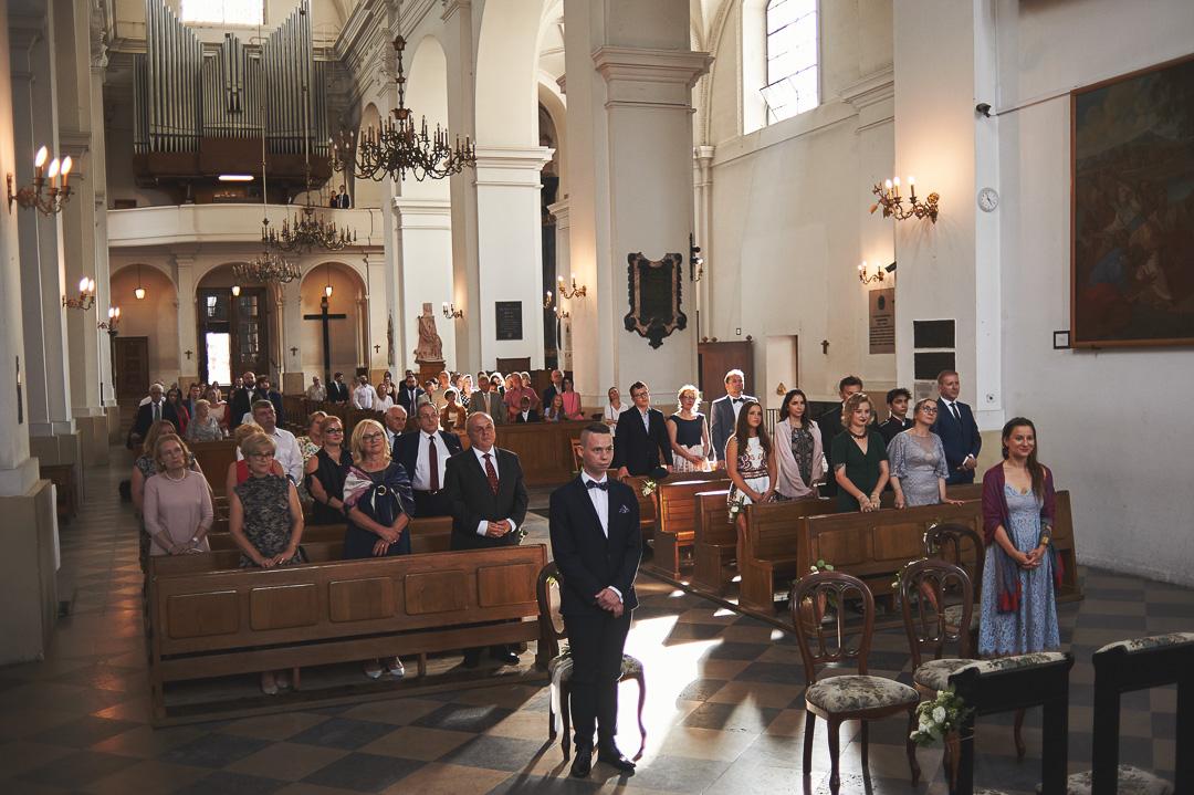 D+F - fotoreportaż ślubny/Kościół św. Jacka, ul. Freta, Warszawa 33