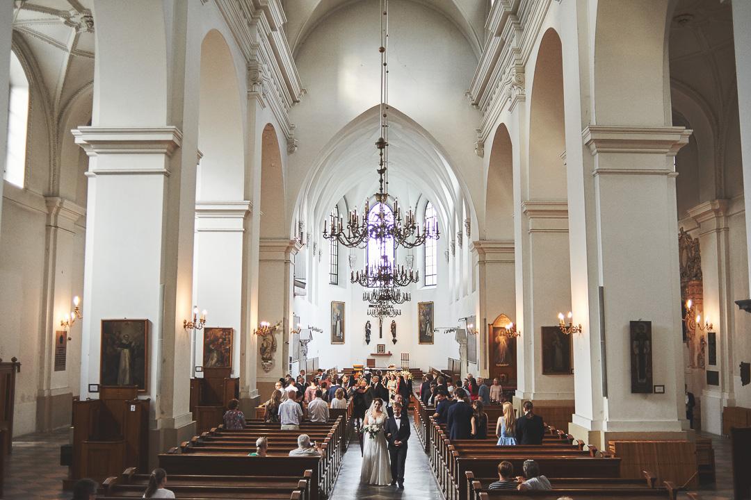 D+F - fotoreportaż ślubny/Kościół św. Jacka, ul. Freta, Warszawa 46