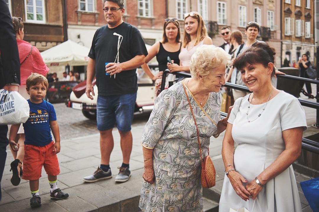 D+F - fotoreportaż ślubny/Kościół św. Jacka, ul. Freta, Warszawa 49