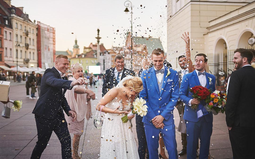 G+S – fotoreportaż ślubny/ Patio na Wodoktach