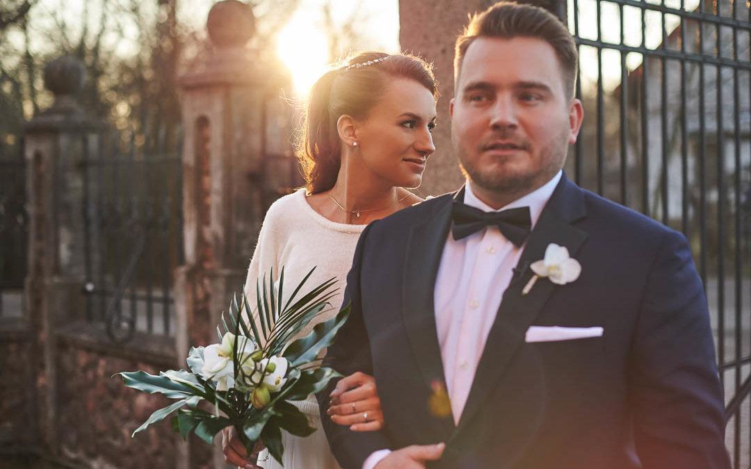 K+M – fotoreportaż ślubny / Złotopolska Dolina