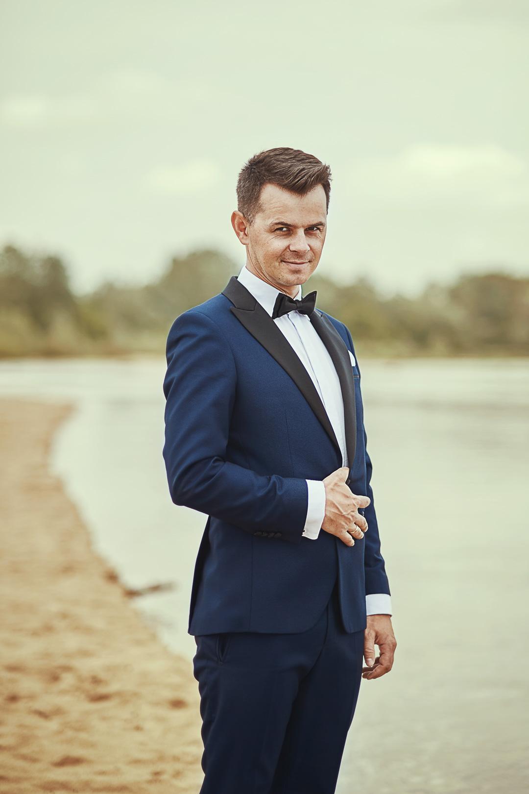 Plener ślubny w Warszawie na plaży 29