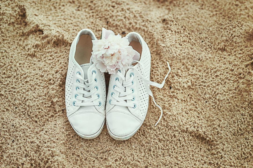 Plener ślubny w Warszawie na plaży 14
