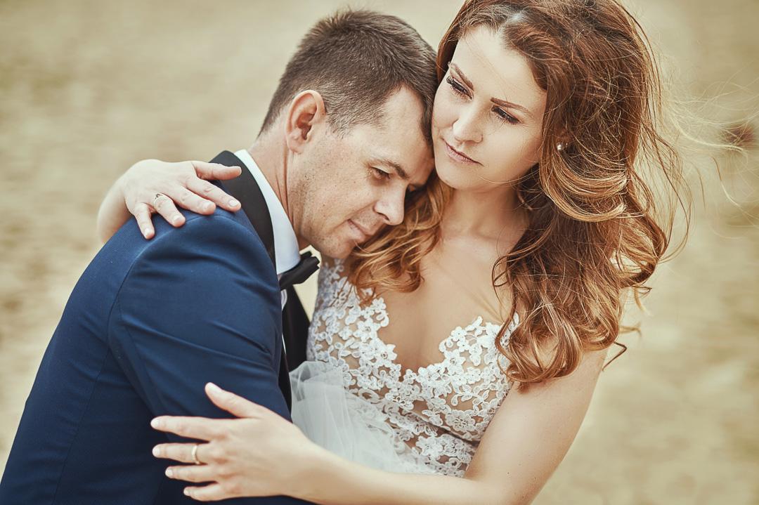 Plener ślubny w Warszawie na plaży 6