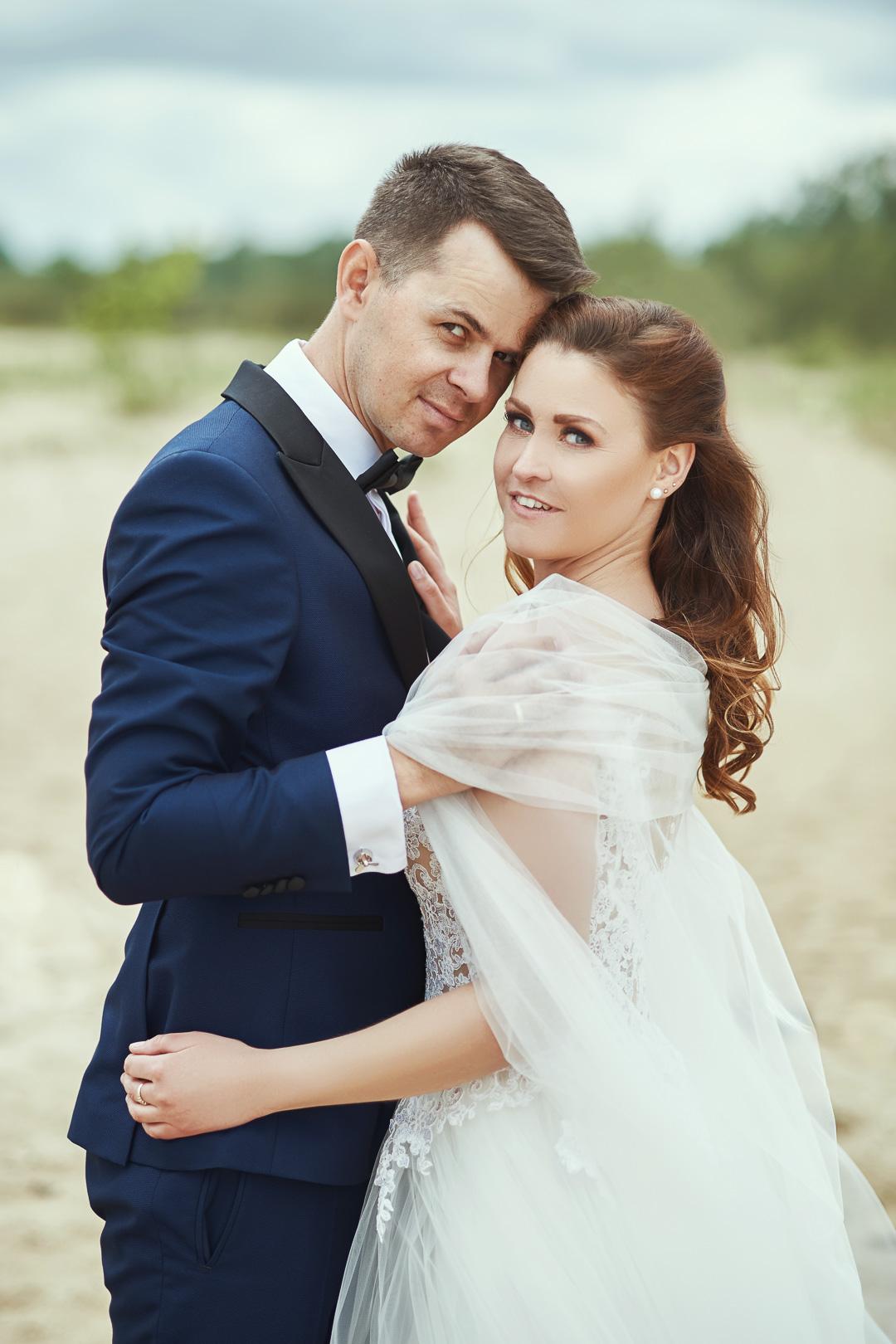 Plener ślubny w Warszawie na plaży 2