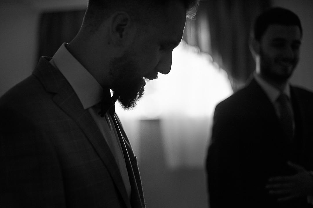 Fotoreportaż ślubny w Pałacyku Otrębusy 9