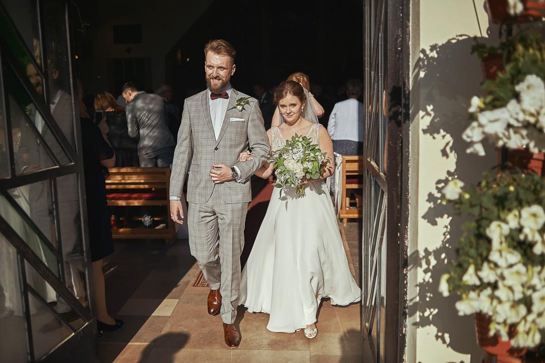 Fotoreportaż ślubny w Pałacyku Otrębusy 19