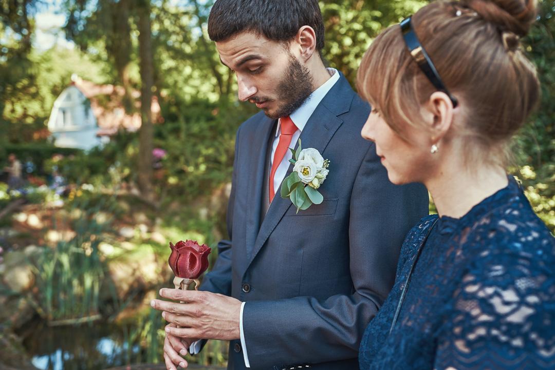 Fotoreportaż ślubny w Pałacyku Otrębusy 20