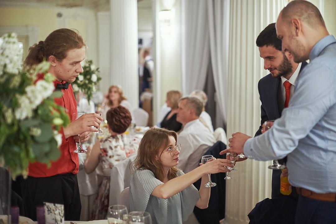 Fotoreportaż ślubny w Pałacyku Otrębusy 35