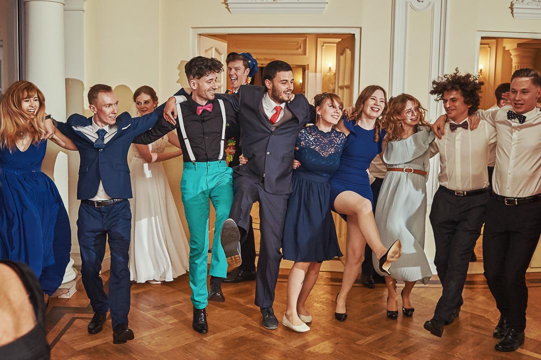 Fotoreportaż ślubny w Pałacyku Otrębusy 36