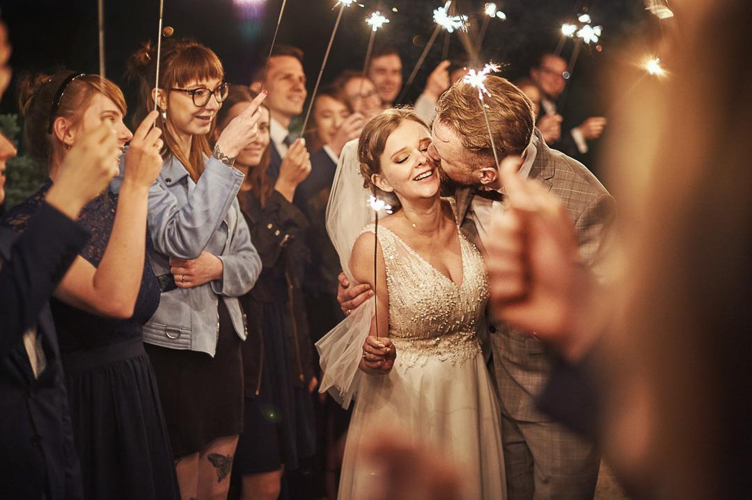 Fotoreportaż ślubny w Pałacyku Otrębusy 44