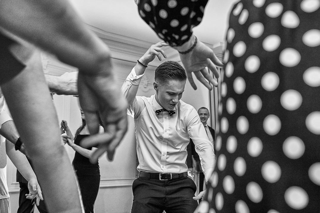 Fotoreportaż ślubny w Pałacyku Otrębusy 50
