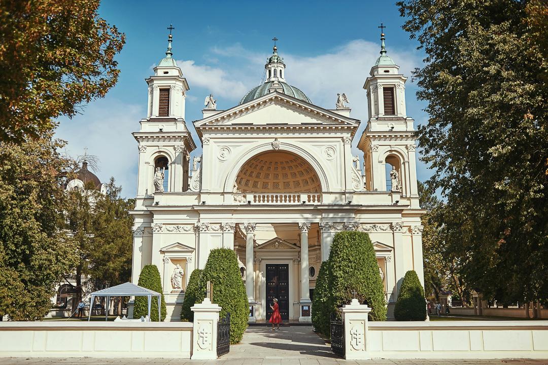 A+M - fotoreportaż ślubny Wilanów - Warszawa / Kościół św. Anny Wilanów 39